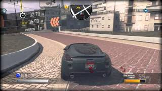 Driver: San Francisco - Collectors Edition -  Exclusive Challenge - RUSSIAN HILL RACERS