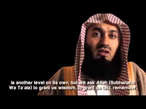 Message to the young muslim generation - IMPORTANT REMINDER - Project Free Quran