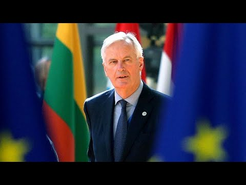 Watch live: Barnier addresses the UK