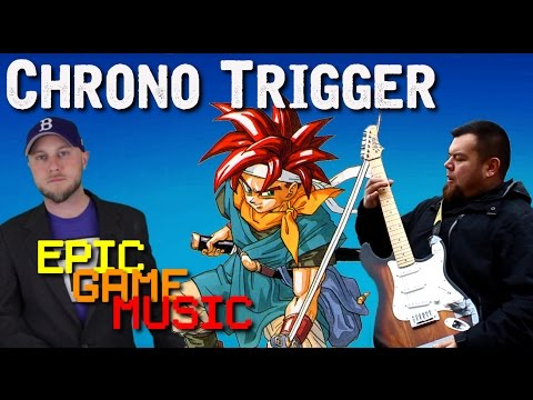 "Chrono Trigger ""Corridors of Time"" ft. Brentalfloss // Epic Game Music"