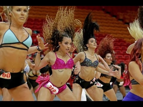 Miami Heat Dancer Auditions Begin For The 2018-19 Season