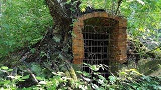 Ein rätselhaftes Loch im Wald | Exploring lost places