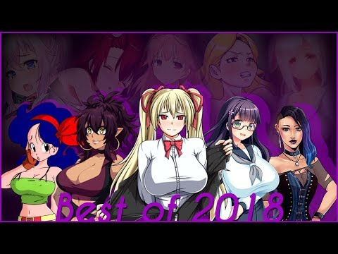Best NSFW Games Of 2018 [Krystallize's Toplist#7]