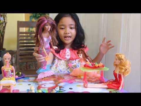 Cerita Barbie Mermaid Queen Putri Duyung Indonesia Vlogcyv Free Mind