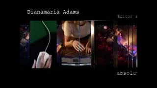 AV DemoReel Dianamaria - Video for TV-, news-, web-, infomercial-, stage- and film profuctions