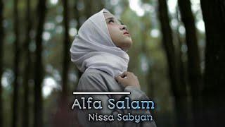 NISSA SABYAN - ALFA SALAM (VIDEO LIRICS)