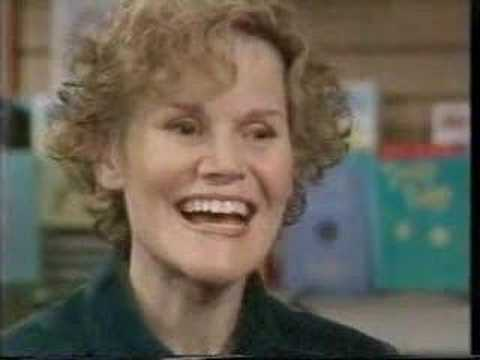 Judy Blume - Featured on The News Hour : 1 of 2