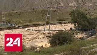 Главу администрации Эльбруса унесло селевым потоком thumbnail