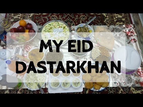 Hmara Eid Ka Dastarkhwan/menu - Dishes Made By Us For Eid  