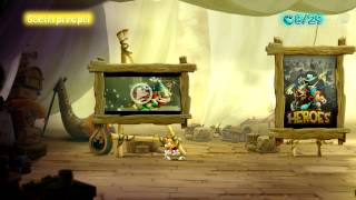 Rayman Legends - PS3 Demo