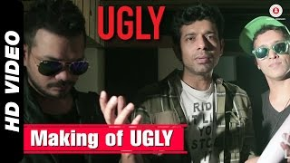 Making Of UGLY Title Track Vineet Singh, Ishq Bector, Shree D | Anurag Kashyap