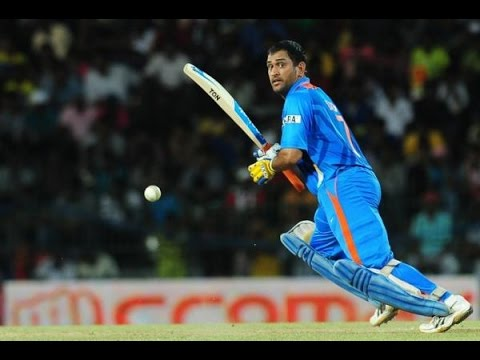 M S Dhoni's Top 5 Best Innings