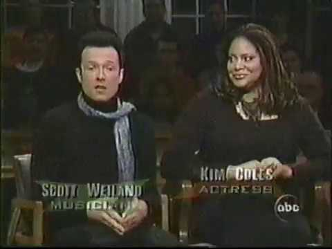 Politically Incorrect with Bill Maher Feat. Scott Weiland (2000)