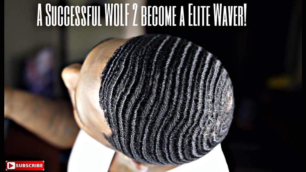how to get deep waves wolfing