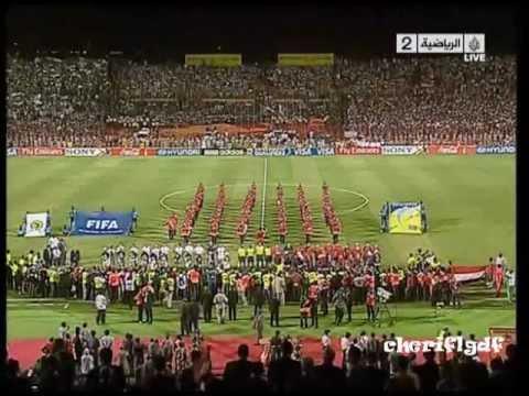 Algérie 1-0 Egypte (Match d