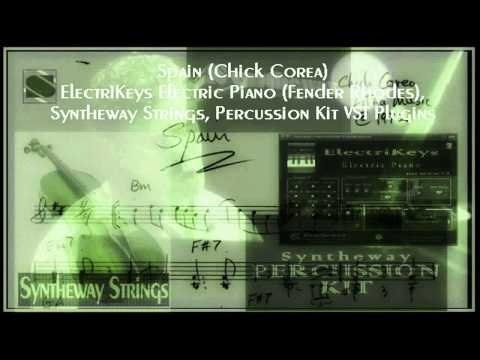 syntheway software synthesizers and samplers strings rhodes. Black Bedroom Furniture Sets. Home Design Ideas