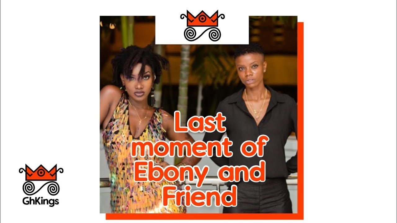 Last moments of Ebony Reigns and friend Franky (Snapchat ...