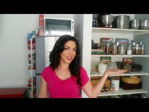Tips para organizar una cocina peque a howto pantry - Alacena de cocina ...