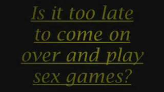 Case- Sex Games
