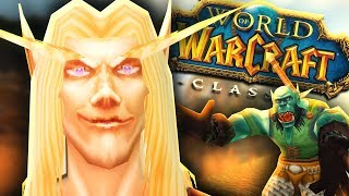 Escort Quests in a Nutshell - WoW Classic Machinima