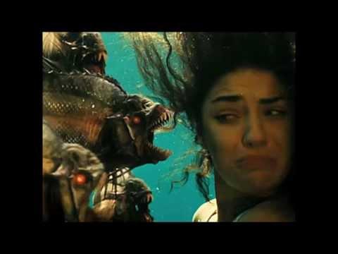 Hadouken  Mad Piranha 3d