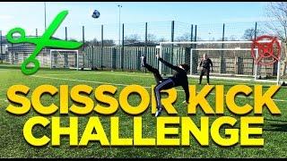 EXTREME OVERHEAD KICK FOOTBALL CHALLENGE!!!