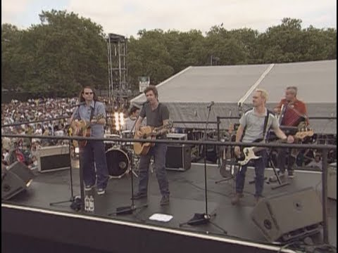 "Del Amitri ""Nothing Ever Happens"" @ ""Party In The Park""  Hyde Park, London, July 1998"