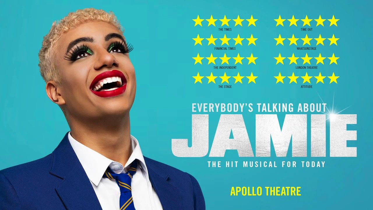 Everybody's Talking About Jamie- Class of 2020 - YouTube