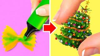 クリスマスムードを盛り上げる31のDIYデコレーションアイディア