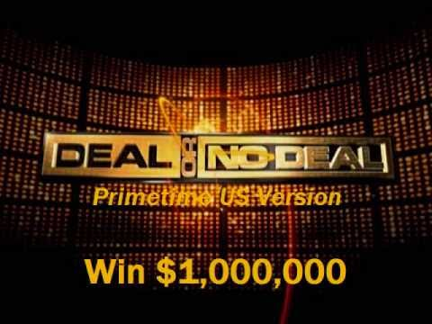 Deal or No Deal Cues - Win $1,000,000