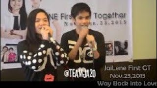 Way Back Into Love - JaiLene [Jairus Aquino and Sharlene San Pedro] MV