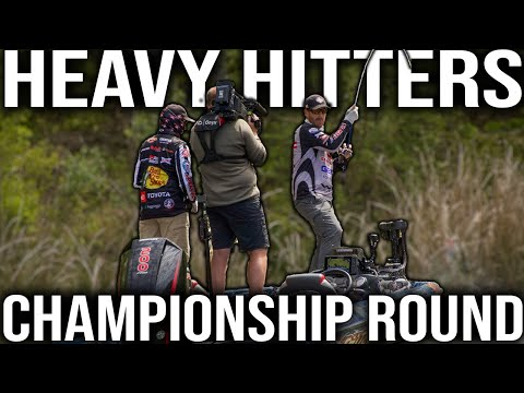 Championship Round - Major League Fishing Heavy Hitters (Raleigh, NC)