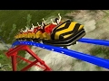 Roller Coaster - Android Gameplay FHD