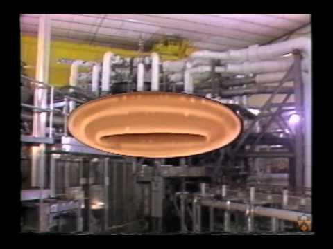 Plasma Physics Lab and the Tokamak Fusion Test Reactor, 1989