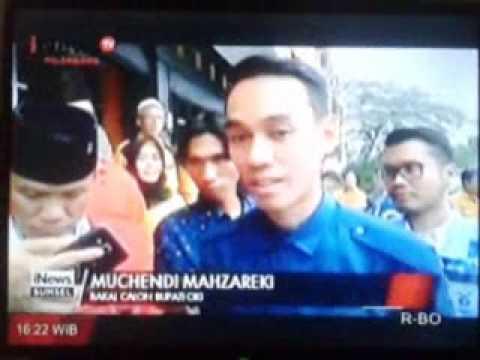 Jelang Pilkada OKI I News Tv