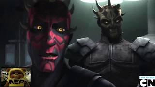 Star Wars the Clone Wars Season 5 Villains Megamix Part One