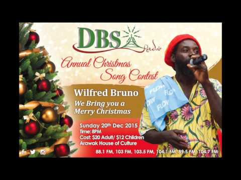 Wilfred Bruno - 2015 DBS CHRISTMAS SONG COMPETITION