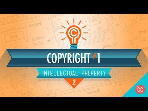Copyright Basics: Crash Course Intellectual Property 2