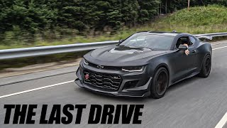 The ZL1's Final 48 Hours