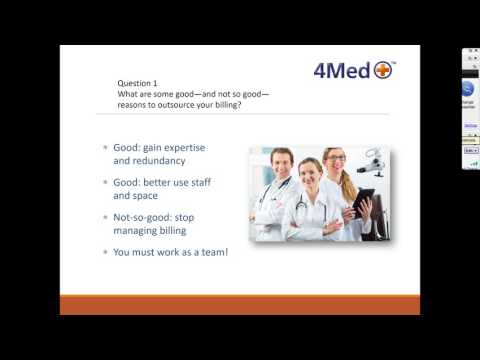 Outsourcing Medical Practice Services