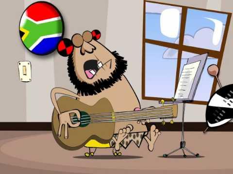 Izikhokho Show - Zuluboy warm up for 2011