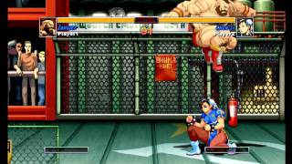 Super Street Fighter II Turbo HD Remix - Ultimate Combo Video