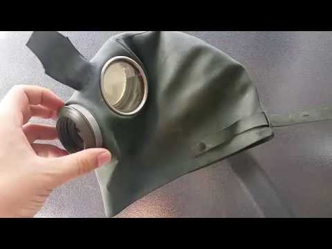 Gas Mask Guys: How to keep your mask from cracking from YouTube · Duration:  7 minutes 5 seconds