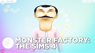 Monster Factory: Recreating a beloved sitcom in Sims 4