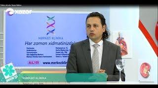 Ginekoloq Dr.Ramin Salahov, Merkezi Klinika