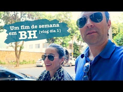 UM FIM DE SEMANA EM BELO HORIZONTE | Karla Keunecke