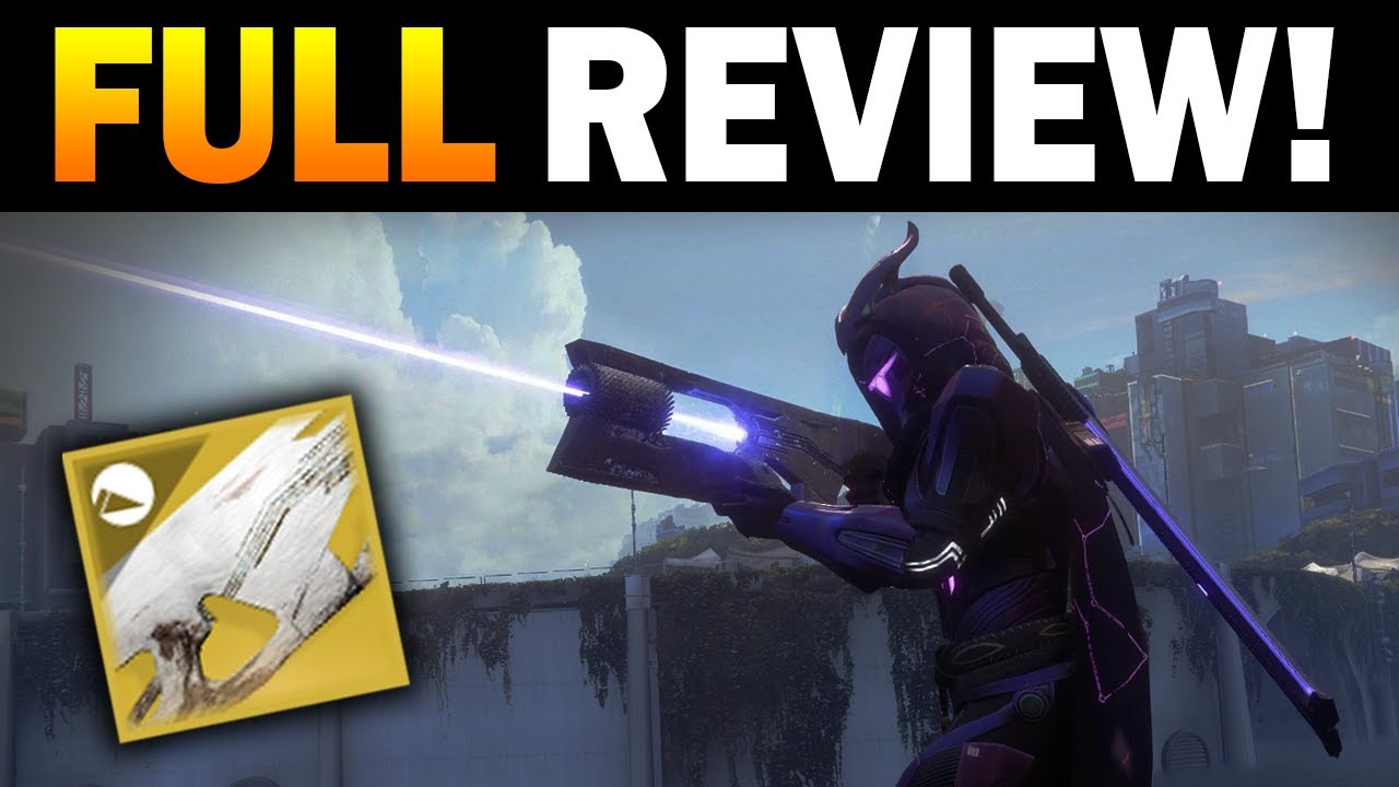 The Ruinous Effigy - FULL Review (+Exotic Catalyst!) | Destiny 2
