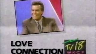 WKCF Love Connection bumpers, 1993