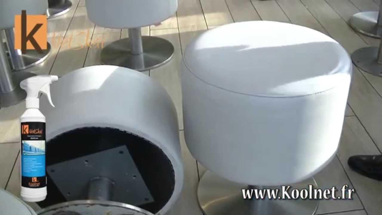 Nettoyer Simili Cuir Blanc