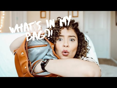 WHAT'S IN MY BAG? 2019 | lovemichelleana thumbnail